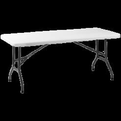 kokkupandav laud, plastiklaud, aialaud, 183x76 laud