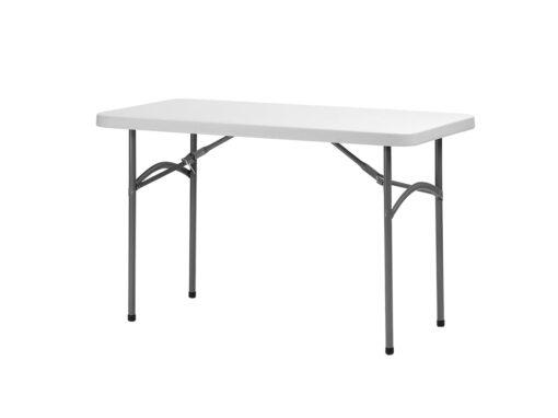 plastikmööbel, kokkupandav laud, 120 laud