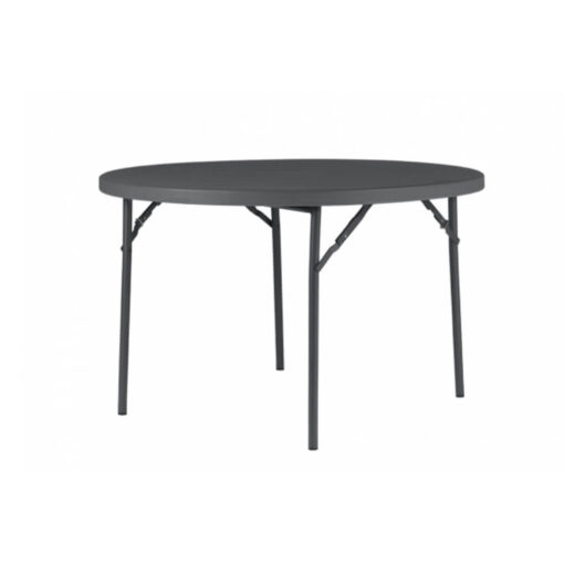 ümmargune laud, Q120 laud, välimööbel, õuemööbel, kokkupandav laud, catering laud